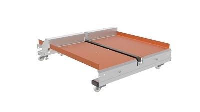 Twin Push Tray sorter