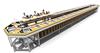 Split Tray sortingmachine